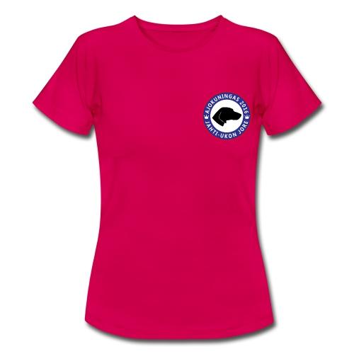 Ajokuningas naisten T-paita - Naisten t-paita
