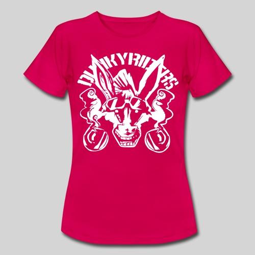 TEE-SHIRT DUNKYRIDERS FEMME - T-shirt Femme