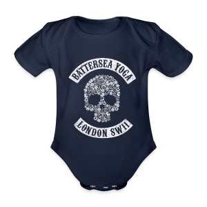 Sons of Battersea Baby Grow - Organic Short-sleeved Baby Bodysuit