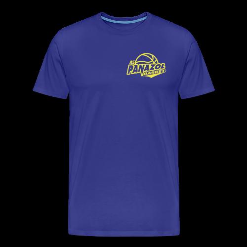 Tee-shirt Premium  HOMME - BLEU - ASP - T-shirt Premium Homme