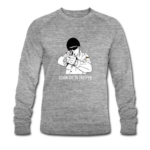 Schön Sie zu treffen - Männer Bio-Sweatshirt von Stanley & Stella