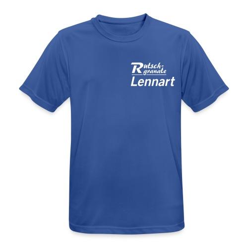Rutschgranaten-T-Shirt Lennart - Männer T-Shirt atmungsaktiv