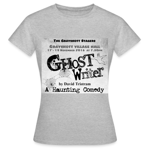 Women's Ghost Writer T-Shirt - Women's T-Shirt