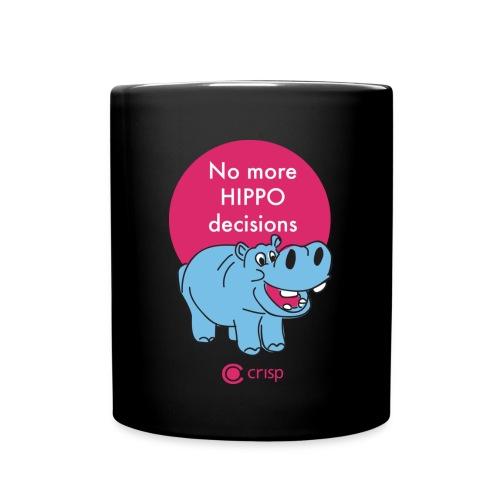 HIPPO, Cup - Enfärgad mugg