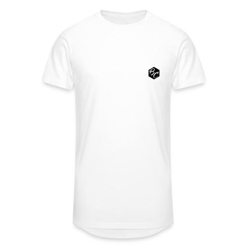 BC Logo Bookey LongLine T-Shirt - Men's Long Body Urban Tee