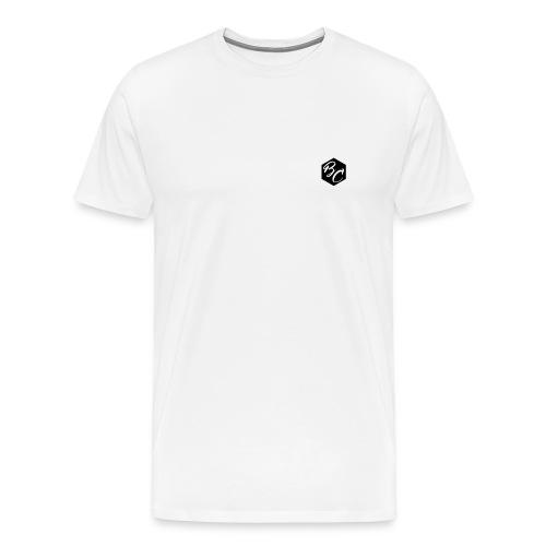 BC Logo Bookey T-Shirt - Men's Premium T-Shirt