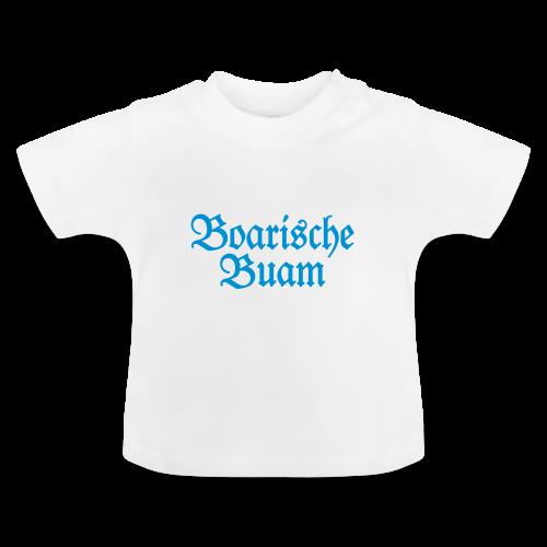 Boarische Buam Bayern Baby T-Shirt - Baby T-Shirt