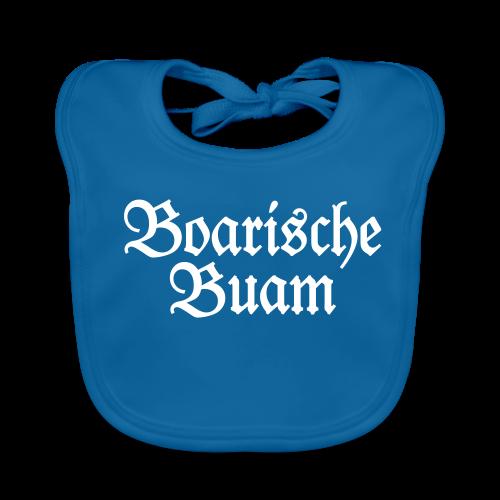 Boarische Buam Bayern Babylätzchen - Baby Bio-Lätzchen