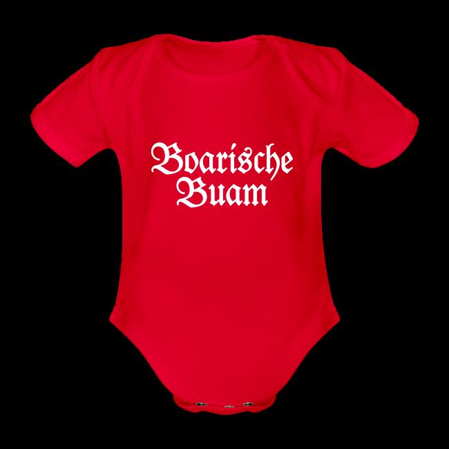 Boarische Buam Bayern Babybody