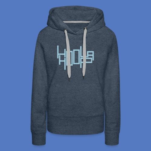 HoolaHoop Women-Hoodie  - Frauen Premium Hoodie