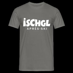 Ischgl Après-Ski T-Shirt - Männer T-Shirt