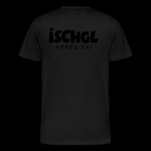Ischgl Après-Ski S-5XL T-Shirt - Männer Premium T-Shirt