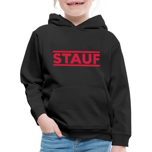 """""""STAUF"""" Kids Kapuzenpulli - Kinder Premium Hoodie"""
