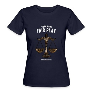 Libra Moon Women's Organic T-shirt - Women's Organic T-shirt