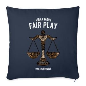 Libra Moon Sofa pillow cover 44 x 44 cm - Sofa pillow cover 44 x 44 cm