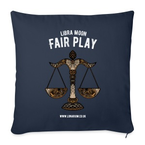 Libra Moon Sofa pillow cover 44 x 44 cm - Sofa pillow cover 44 x 44 cm
