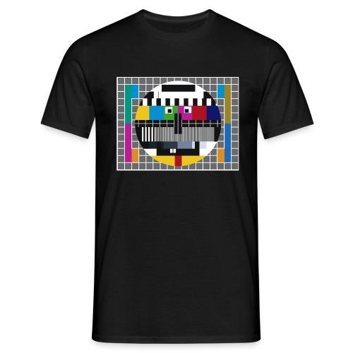 Testbild-Shirt - Männer T-Shirt