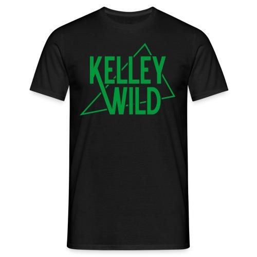 Dude The Wedge Green - Männer T-Shirt