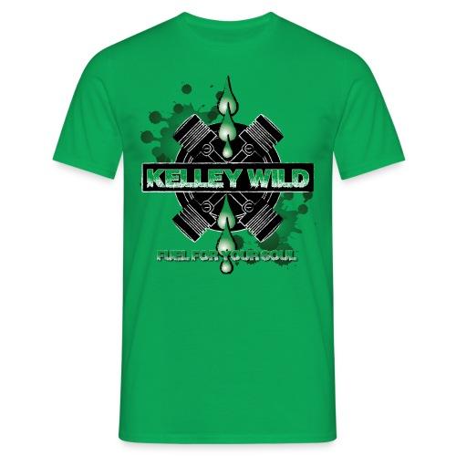 Dude Fuel For Your Soul Green 2016 - Männer T-Shirt