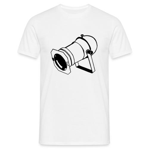 PAR Lampe - Männer T-Shirt