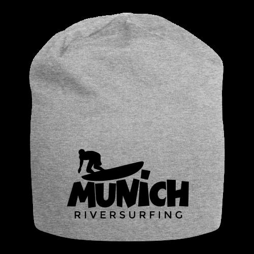 Munich Riversurfing Mütze - Jersey-Beanie