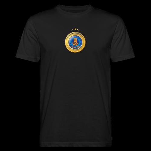 HeldenHelfer FiveStar Herren mit €60 Zuwendung inklusive - Männer Bio-T-Shirt
