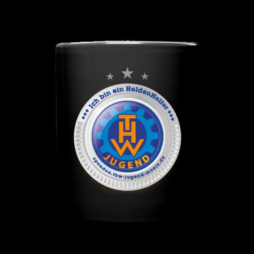 HeldenHelfer ThreeStar Mug mit €30 Zuwendung inklusive - Tasse einfarbig