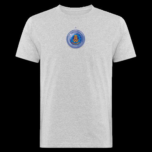 HeldenHelfer OneStar Herren mit €15 Zuwendung inklusive - Männer Bio-T-Shirt