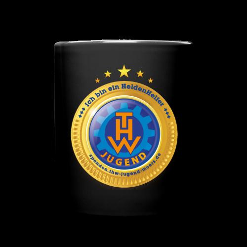 HeldenHelfer FiveStar Mug mit €60 Zuwendung inklusive - Tasse einfarbig