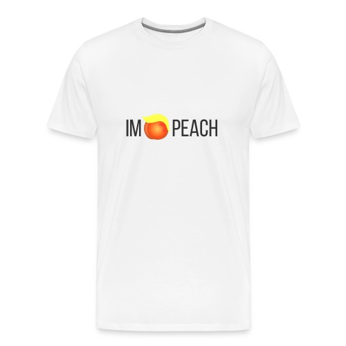 IMPEACH / T-Shirt - Men's Premium T-Shirt