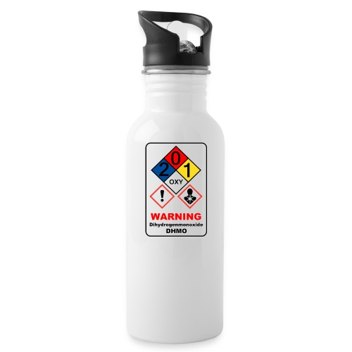 Dihydrogenmonoxid Trinkflasche - Trinkflasche