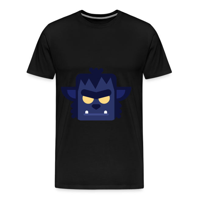 Lycan - Herre premium T-shirt