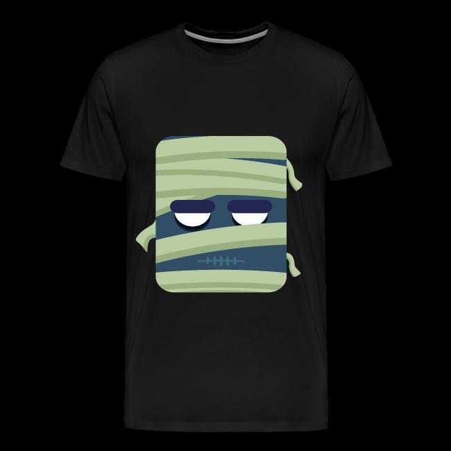 Mummy - Herre premium T-shirt