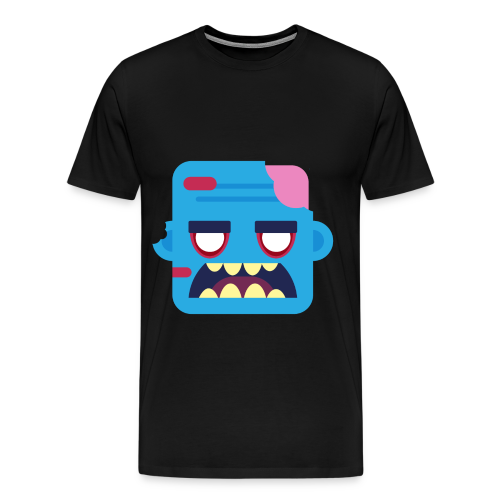 Zombob - Herre premium T-shirt - Herre premium T-shirt