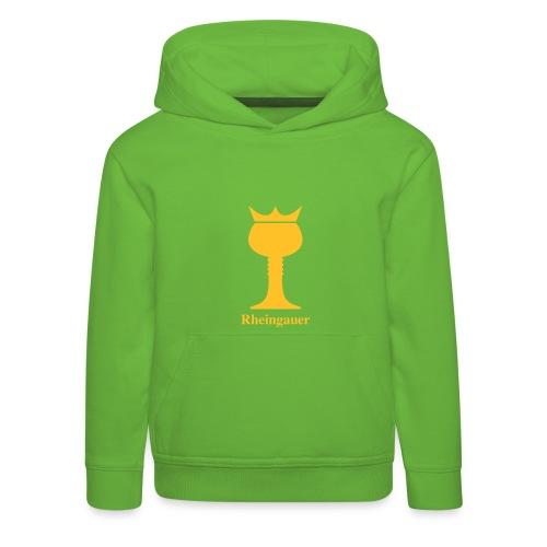 Rheingauer_Hoodie_Kids - Kinder Premium Hoodie