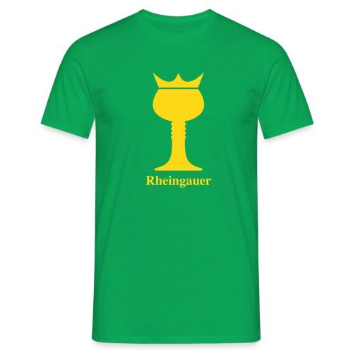 Rheingauer_T-Shirt_Men/Unisex - Männer T-Shirt