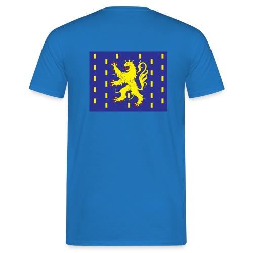 T-shirt Franche-Comté - T-shirt Homme