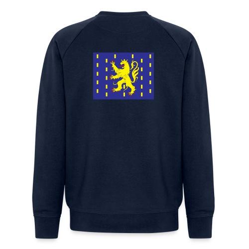 Sweat Franche-Comté - Sweat-shirt bio Stanley & Stella Homme