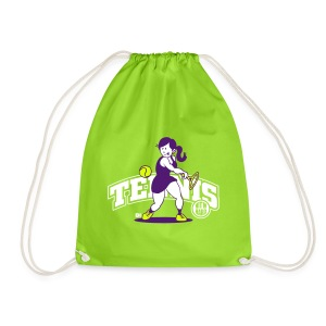 Tennis, Hit'm hard Bags & Backpacks - Gymtas