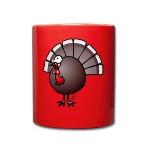 Turkey Mugs & Drinkware - Mok uni