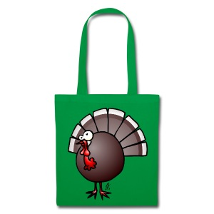 Turkey Bags & Backpacks - Tas van stof