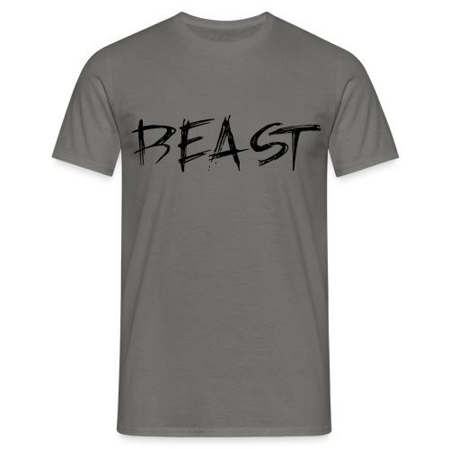 T-shirt Beast - T-shirt herr