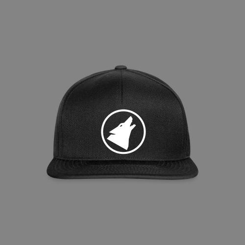 ForestBlack Casual Flock Snap - Snapback Cap