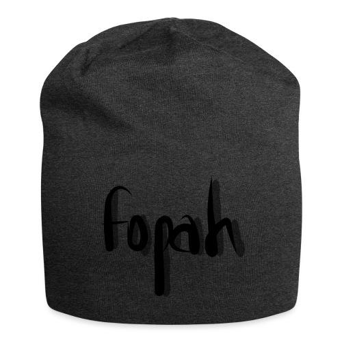 fopah - Jersey-Beanie