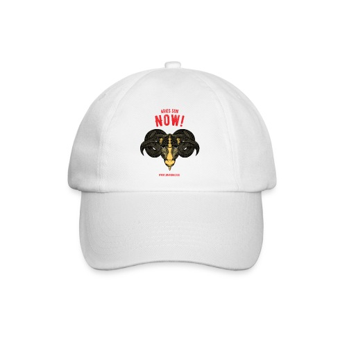 Aries Sun Baseball Cap - Baseball Cap