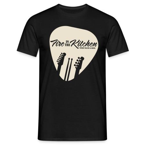 Fire Pick Super Shirt(-stoff) - Männer T-Shirt