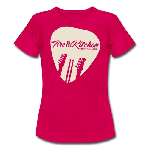 Fire Pick Super Tank-Top (-stoff) - Frauen T-Shirt