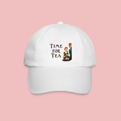 Time for Tea Baseball Cap - Baseball Cap