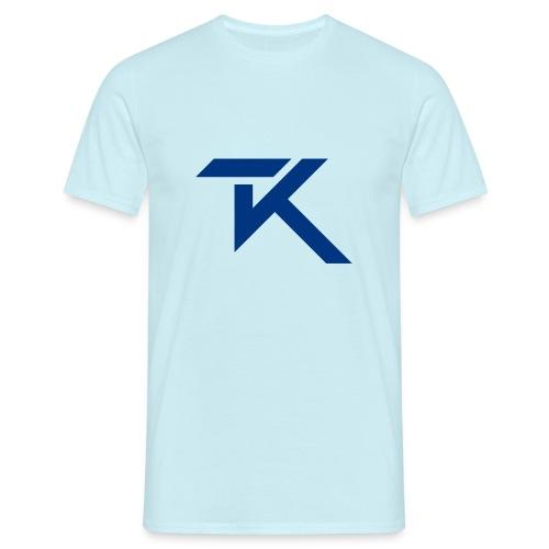 6 : sky - Men's T-Shirt