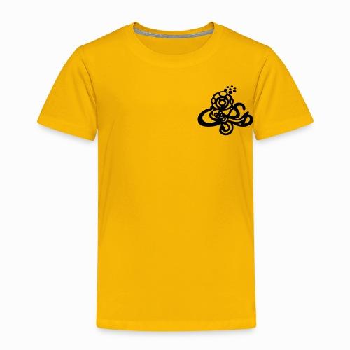 T-shirt unisexe Enfant 2 visuels (devant sans écriture/derrière) - T-shirt Premium Enfant